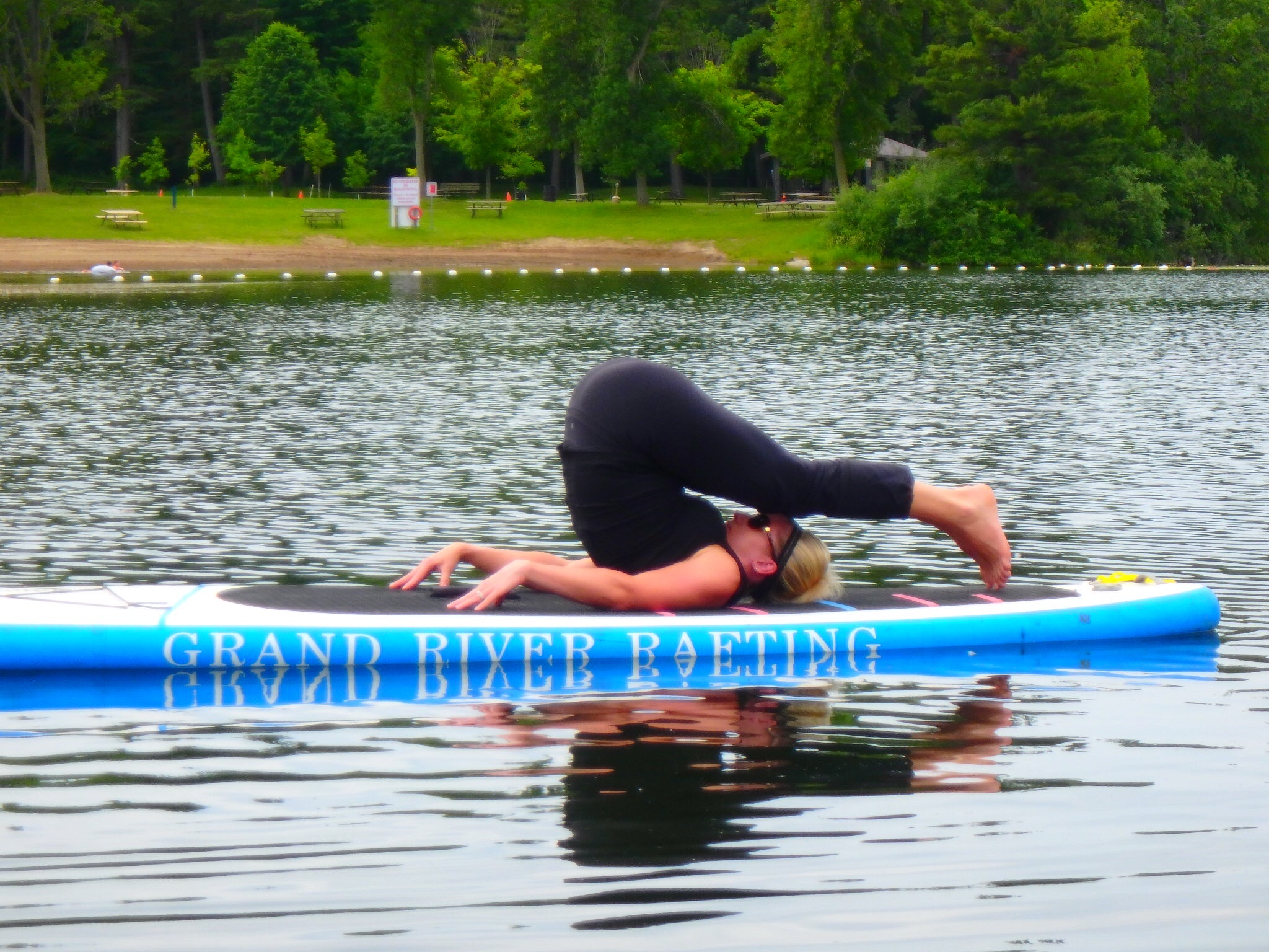 Kayaking Yoga and Meditation June 16, 2018-29