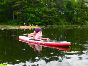 Kayaking Yoga and Meditation June 16, 2018-30