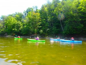Kayaking Yoga Meditation - Solstice - Jun 21 2018-32