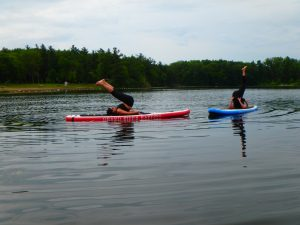Kayaking Yoga and Meditation June 16, 2018-33