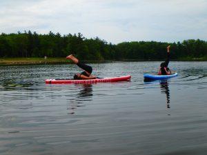 Kayaking Yoga and Meditation June 16, 2018-33