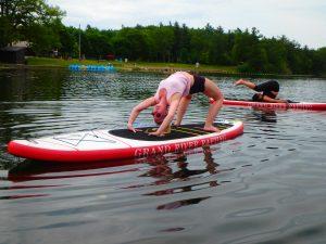 Kayaking Yoga and Meditation June 16, 2018-34