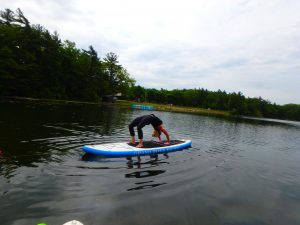 Kayaking Yoga and Meditation June 16, 2018-35