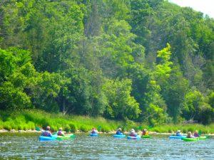 Kayaking Yoga Meditation - Solstice - Jun 21 2018-35