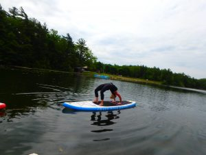 Kayaking Yoga and Meditation June 16, 2018-36