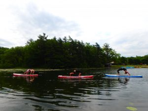 Kayaking Yoga and Meditation June 16, 2018-37