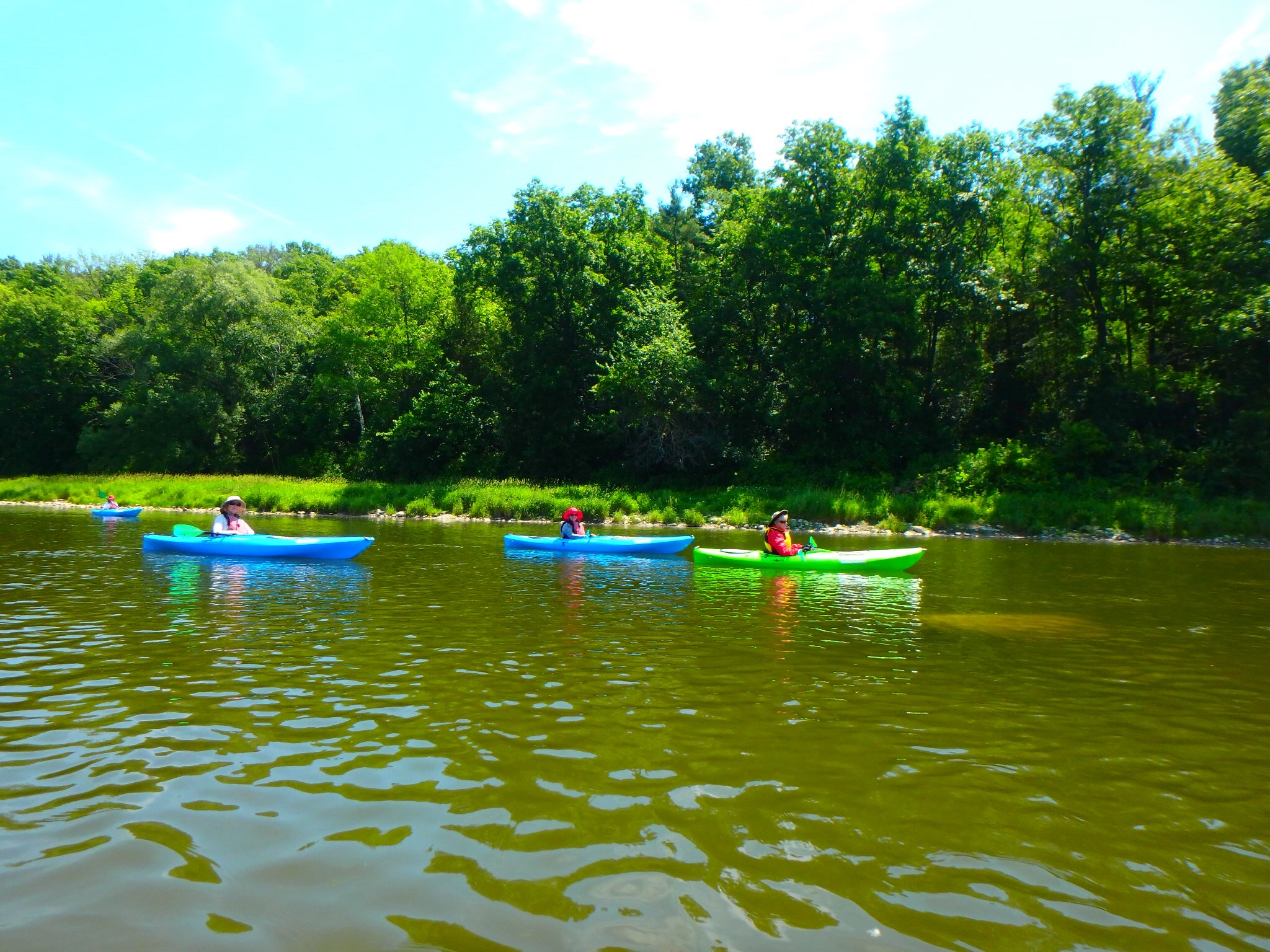 Kayaking Yoga Meditation - Solstice - Jun 21 2018-37