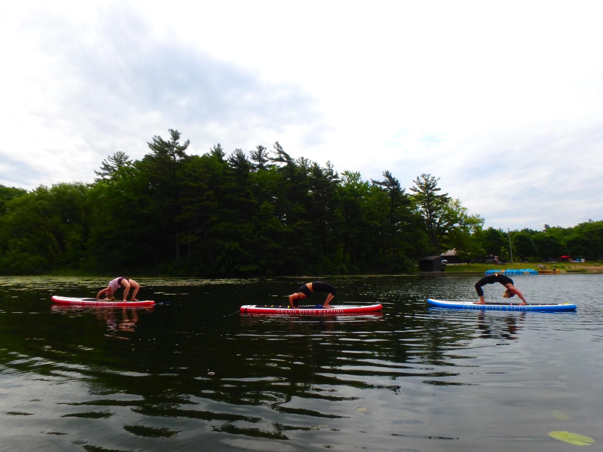 Kayaking Yoga and Meditation June 16, 2018-38