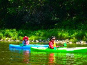 Kayaking Yoga Meditation - Solstice - Jun 21 2018-38