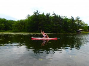 Kayaking Yoga and Meditation June 16, 2018-39