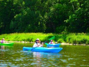 Kayaking Yoga Meditation - Solstice - Jun 21 2018-39