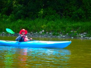 Kayaking Yoga Meditation - Solstice - Jun 21 2018-40