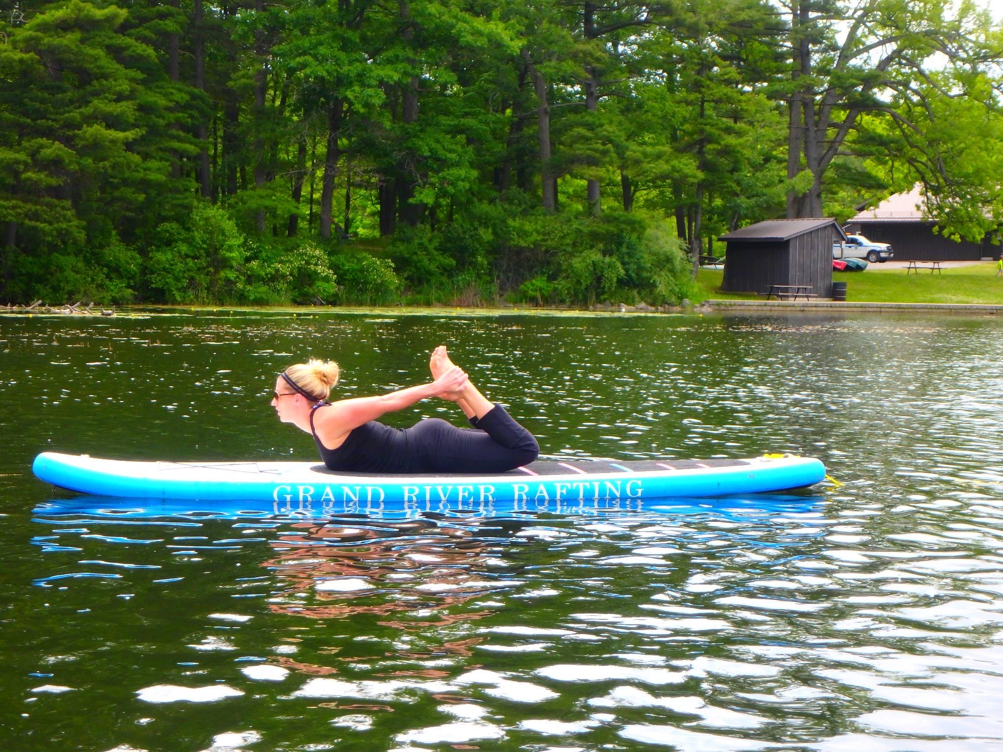 Kayaking Yoga and Meditation June 16, 2018-42