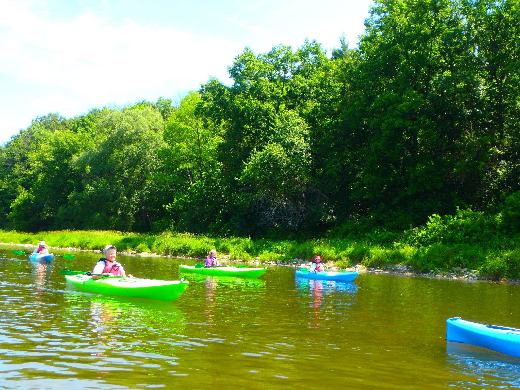 Kayaking Yoga Meditation - Solstice - Jun 21 2018-42