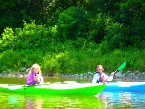 Kayaking Yoga Meditation - Solstice - Jun 21 2018-44