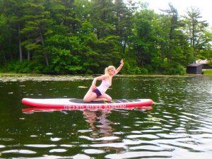 Kayaking Yoga and Meditation June 16, 2018-45
