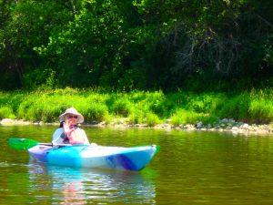 Kayaking Yoga Meditation - Solstice - Jun 21 2018-45