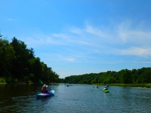 Kayaking Yoga Meditation - Solstice - Jun 21 2018-46