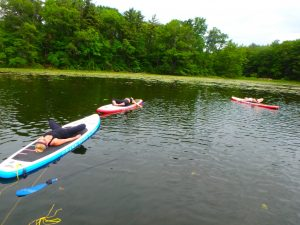 Kayaking Yoga and Meditation June 16, 2018-48