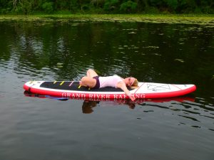 Kayaking Yoga and Meditation June 16, 2018-50