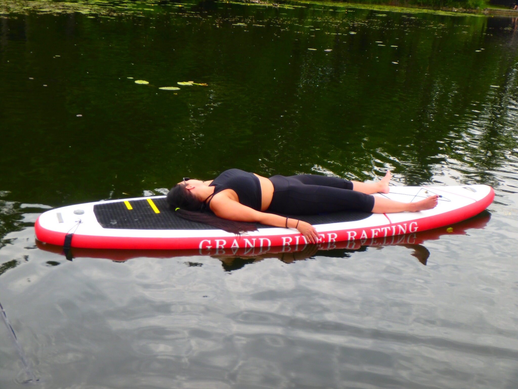 Kayaking Yoga and Meditation June 16, 2018-52