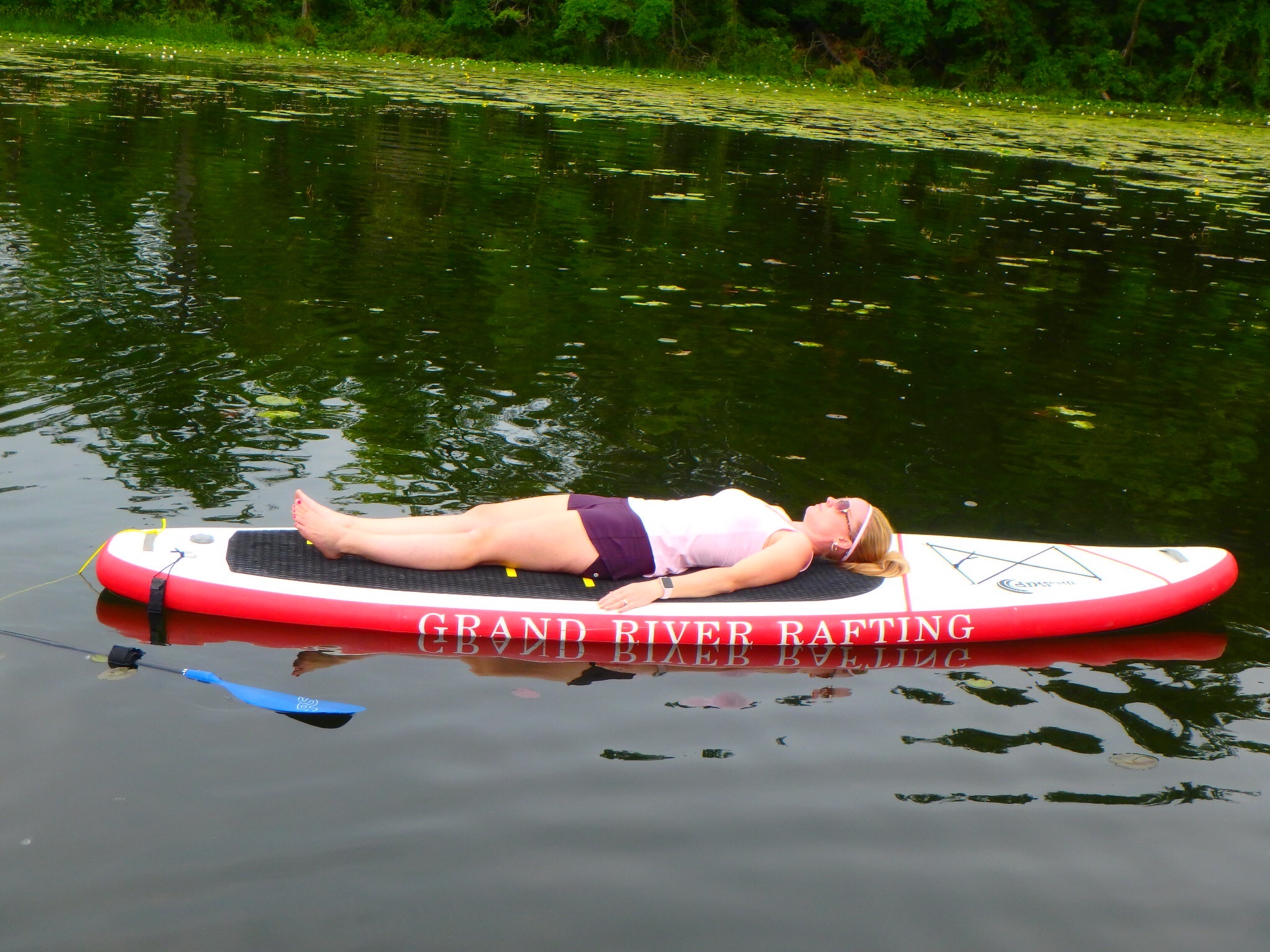 Kayaking Yoga and Meditation June 16, 2018-54