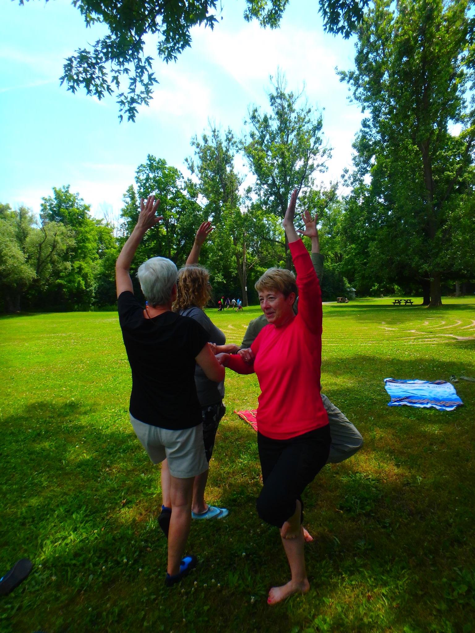 Kayaking Yoga Meditation - Solstice - Jun 21 2018-54