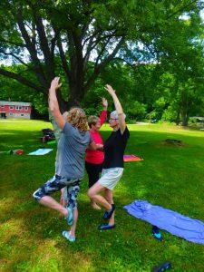 Kayaking Yoga Meditation - Solstice - Jun 21 2018-55