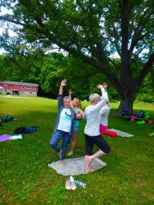 Kayaking Yoga Meditation - Solstice - Jun 21 2018-56