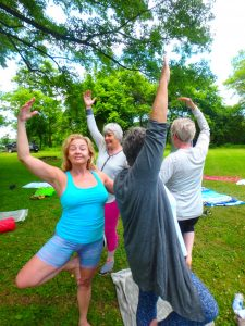 Kayaking Yoga Meditation - Solstice - Jun 21 2018-57