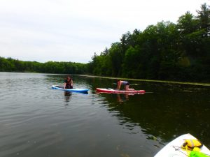 Kayaking Yoga and Meditation June 16, 2018-58