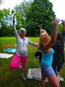 Kayaking Yoga Meditation - Solstice - Jun 21 2018-58