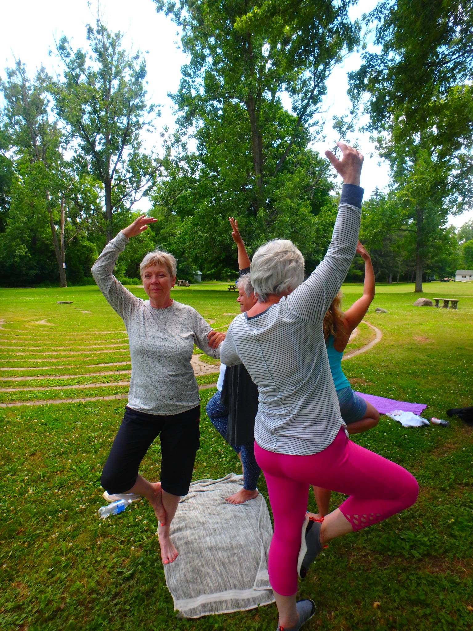 Kayaking Yoga Meditation - Solstice - Jun 21 2018-59