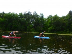 Kayaking Yoga and Meditation June 16, 2018-60