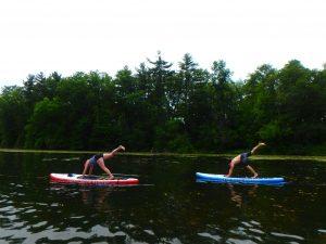 Kayaking Yoga and Meditation June 16, 2018-61