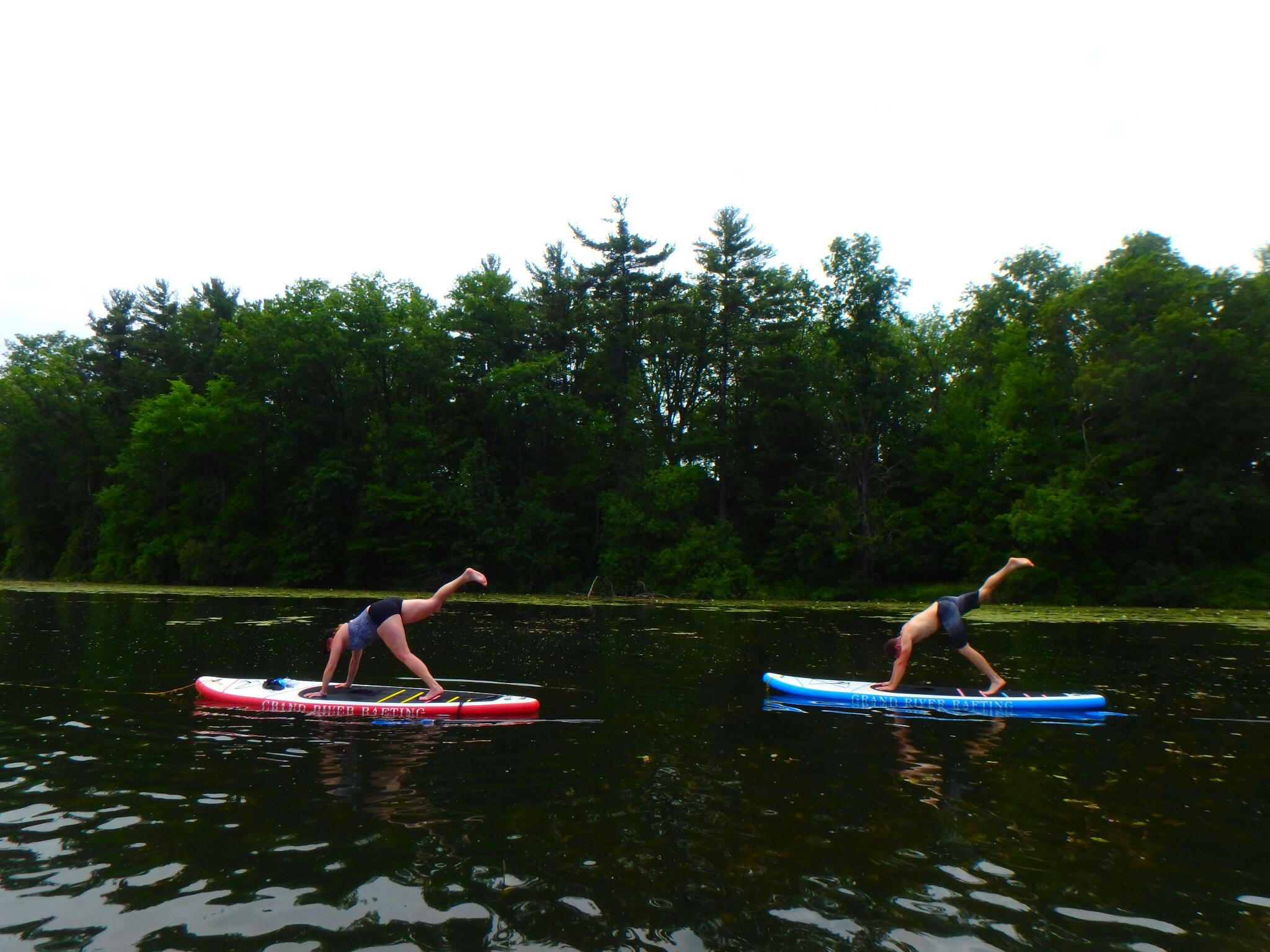 Kayaking Yoga and Meditation June 16, 2018-61
