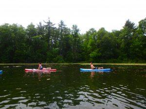 Kayaking Yoga and Meditation June 16, 2018-63