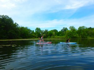 Kayaking Yoga and Meditation June 16, 2018-65