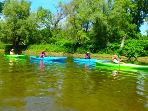 Kayaking Yoga Meditation - Solstice - Jun 21 2018-65
