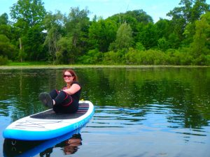 Kayaking Yoga and Meditation June 16, 2018-66