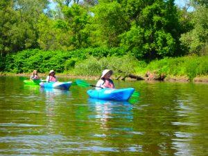 Kayaking Yoga Meditation - Solstice - Jun 21 2018-66