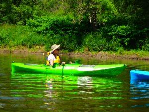 Kayaking Yoga Meditation - Solstice - Jun 21 2018-67