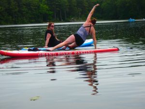 Kayaking Yoga and Meditation June 16, 2018-67