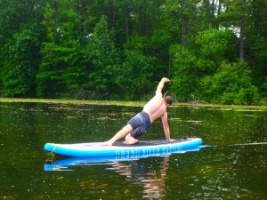 Kayaking Yoga and Meditation June 16, 2018-68