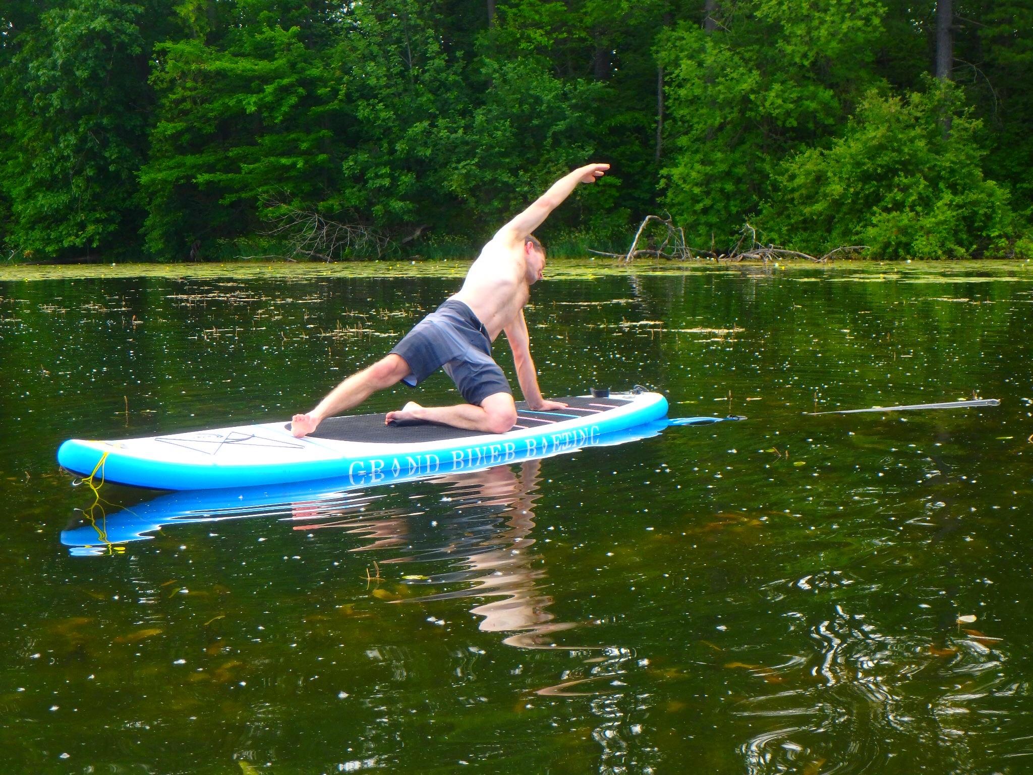 Kayaking Yoga and Meditation June 16, 2018-69