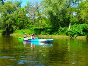 Kayaking Yoga Meditation - Solstice - Jun 21 2018-70