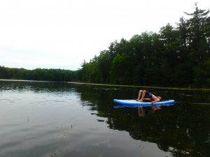 Kayaking Yoga and Meditation June 16, 2018-70
