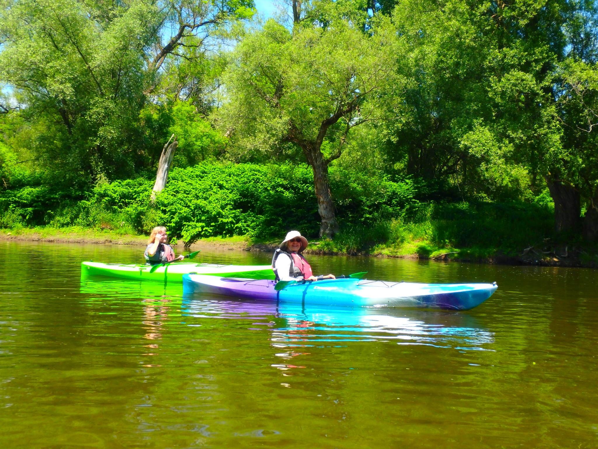 Kayaking Yoga Meditation - Solstice - Jun 21 2018-71