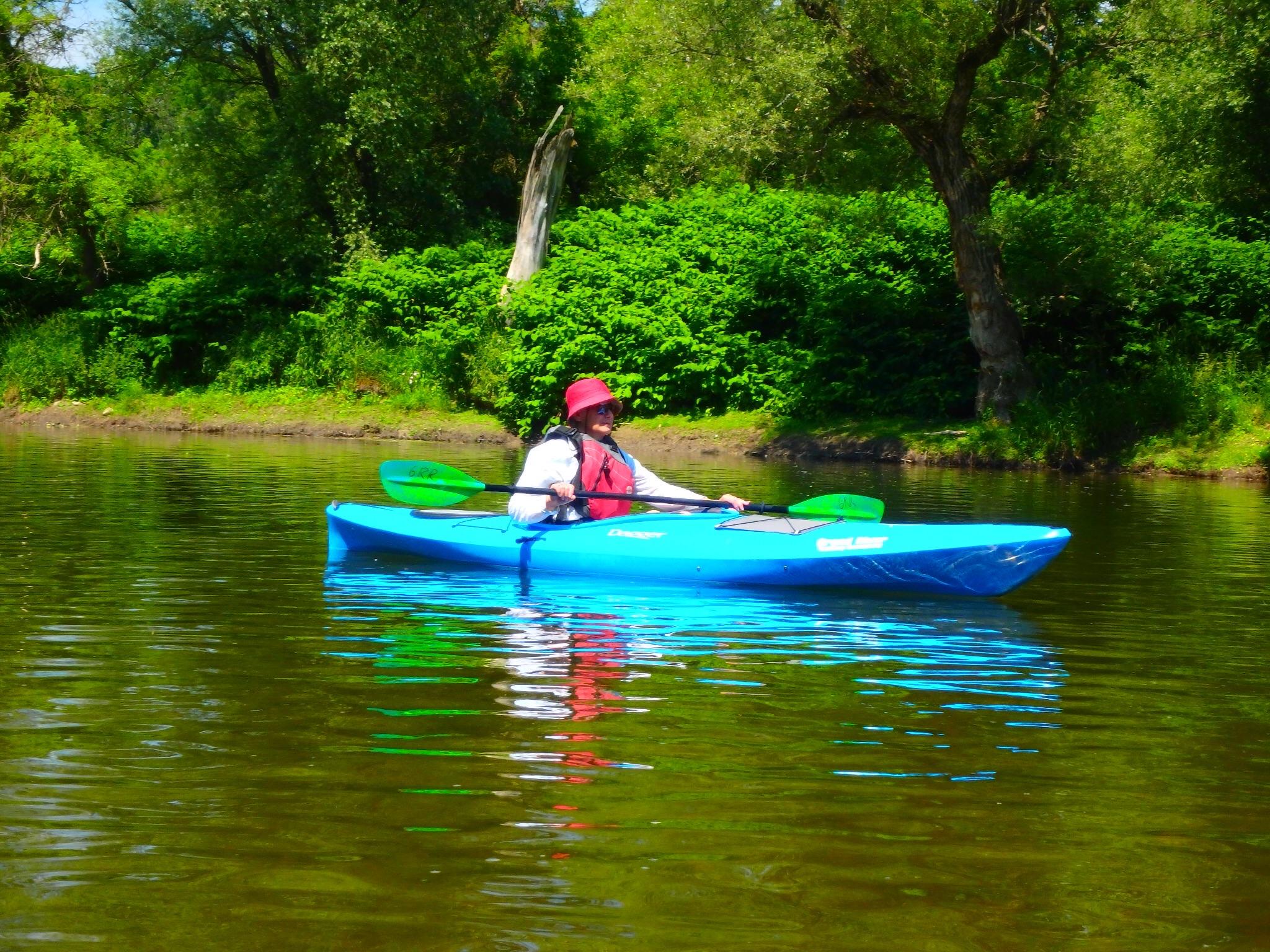 Kayaking Yoga Meditation - Solstice - Jun 21 2018-72