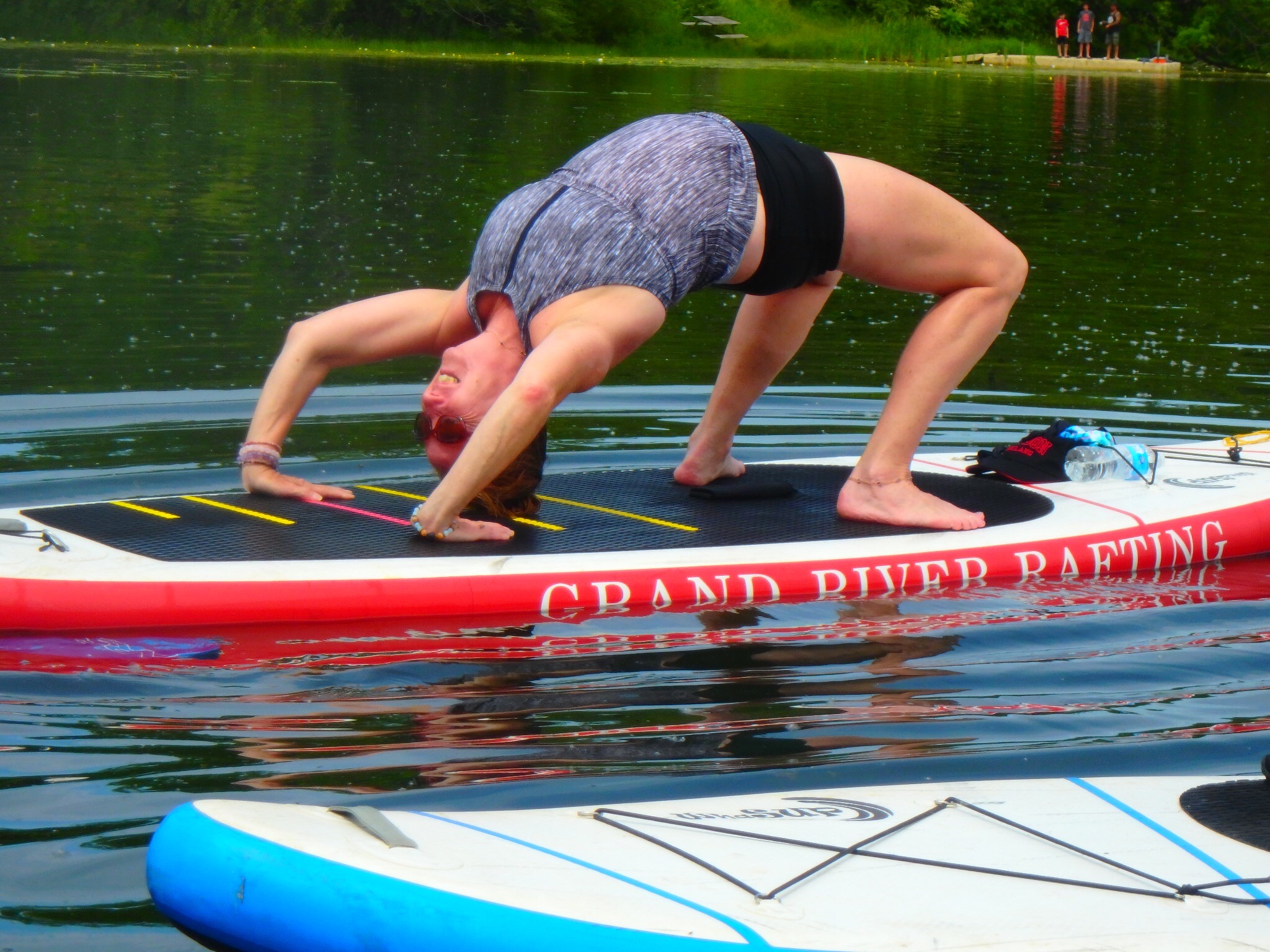 Kayaking Yoga and Meditation June 16, 2018-72